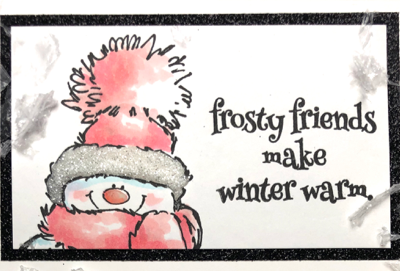 Frosty Friends with Deb Valder