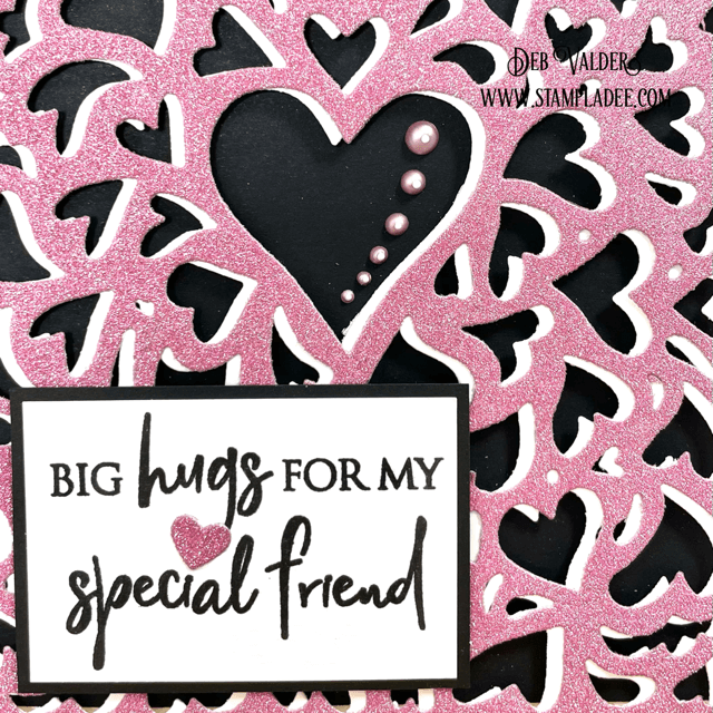 Big Hugs Special Friend. All products can be found in our Teaspoon of Fun Shoppe.