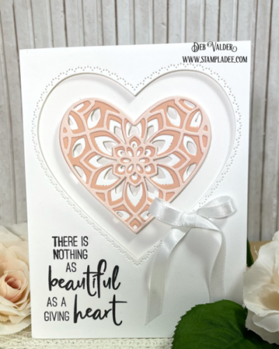 A Kaleidoscope Heart is gorgeous. All products can be found in our Teaspoon of Fun Shoppe.