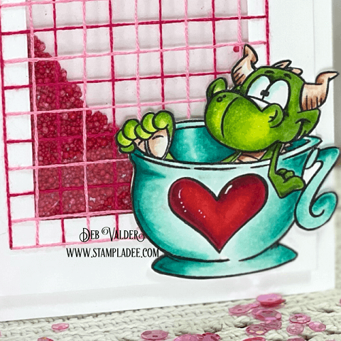 A Cup of Kindness is so adorable. All products can be found in our Teaspoon of Fun Shoppe.