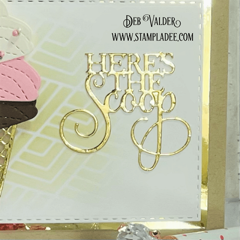 The Scoop Part One is the first in this series. All products can be found in our Teaspoon of Fun Shoppe.