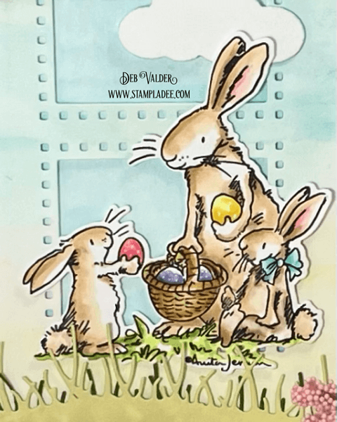 You are So Special is an Easter Card I created. All products can be found in our Teaspoon of Fun Shoppe.