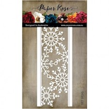 Let's Get Edgy Daisy! Snowflake Border! All products can be found in our Teaspoon of Fun Shoppe.