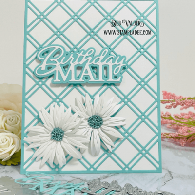 Clean & Simple Birthday Mail with Deb Valder