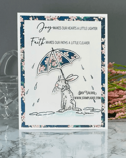 Under My Umbrella with Anita Jeram. All products can be found in our Teaspoon of Fun Shoppe.