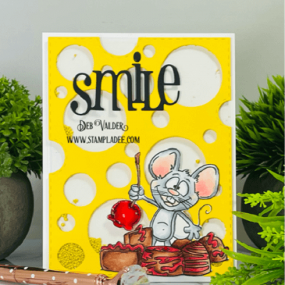 The Sweetest Chocolate Loving Mouse with Deb Valder