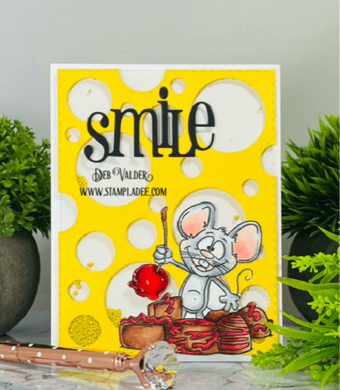 May your day beThe Sweetest Chocolate Loving Mouse. All products can be found in our Teaspoon of Fun Shop at www.TeaspoonOfFun.com/SHOP sweet today and everyday. All products can be found in our Teaspoon of Fun Shoppe.