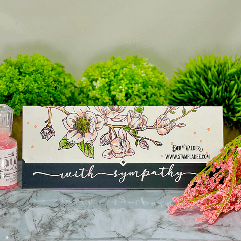 Sweet Serene Magnolia Kit is new in the shoppe. All products can be found in our Teaspoon of Fun Shoppe.