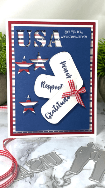 Honor Respect Gratitude for our Military. All products can be found in our Teaspoon of Fun Shoppe at www.TeaspoonOfFun.com