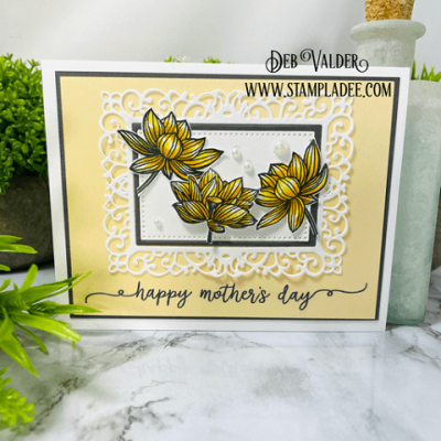 Filigree Mother's Day with Deb Valder