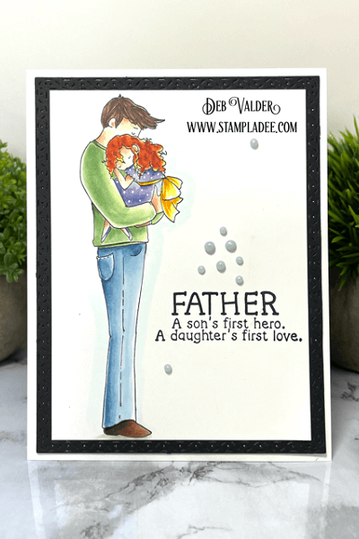 A Father's Love. All products can be found in our Teaspoon of Fun Shoppe at www.TeaspoonOfFun.com/SHOP