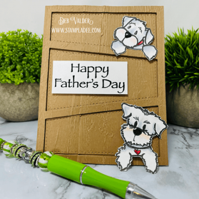 Paw-fect Father's Day with Deb Valder