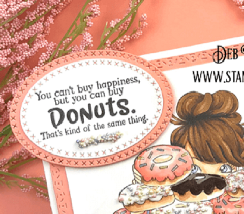 National Donut Day. All products can be found in our Teaspoon Of Fun Shop at www.TeaspoonOfFun.com/SHOP