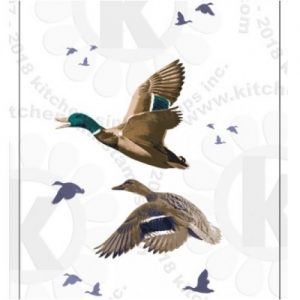 Mallard Ducks. All products can be found in our Teaspoon of Fun Shoppe.