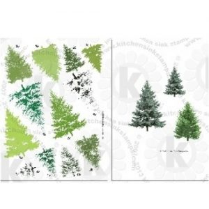 Pine Trees. All products can be found in our Teaspoon of Fun Shoppe. www.TeaspoonOfFun.com/SHOP
