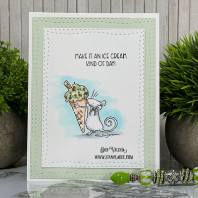 Celebrate National Ice Cream Day with Deb Valder