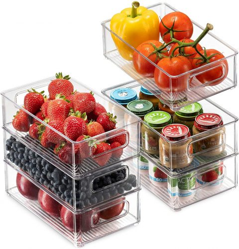 Slimline Stamp and Storage Containers