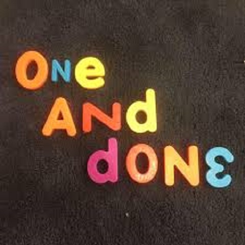 One and Done can be found in our Teaspoon of Fun Shoppe at www.TeaspoonOfFun.com/SHOP
