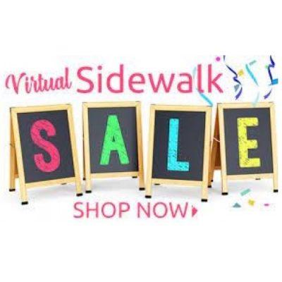 Sidewalk Sale is Up and Running with Deb Valder