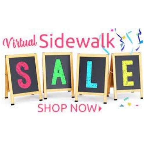 Sidewalk Sale is Up and Running. All products can be found in our Teaspoon of Fun at www.TeaspoonOfFun.com/SHOP
