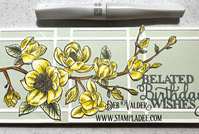 Connected to the Magnolia with Deb Valder
