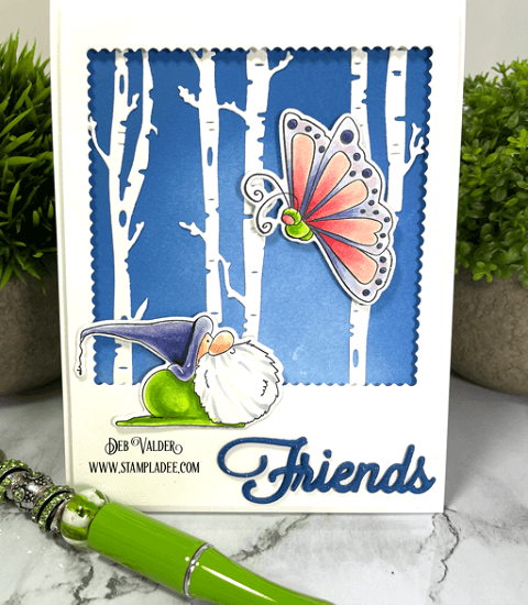 You Gnomie Little Butterfly. All products can be found in our Teaspoon of Fun Shop at www.TeaspoonOfFun.com/SHOP