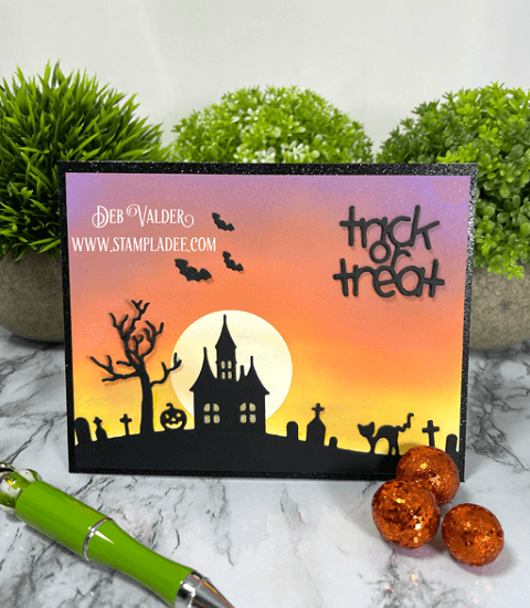 Halloween Hill. All products can be found in our Teaspoon of Fun Shop at www.TeaspoonOfFun.com/SHOP