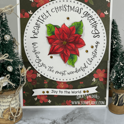 The Most Wonderful Christmas Card with Deb Valder
