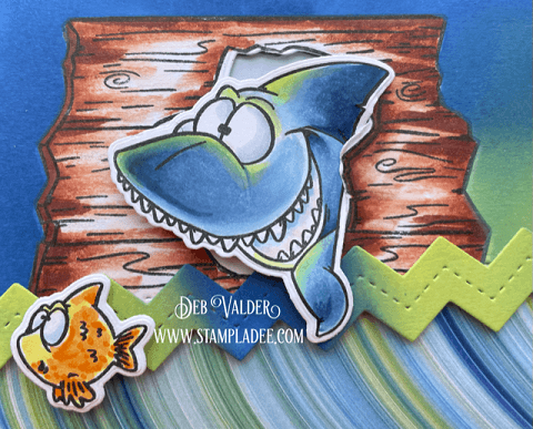Friends are so unique with Lookin' Shark. All products can be found in our Teaspoon of Fun Shop at www.TeaspoonOfFun.com/SHOP