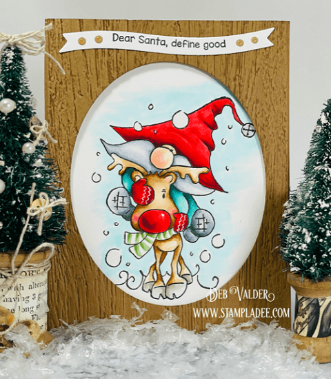 Giddy Up Reindeer. All products from Let's Go can be found in our Teaspoon of Fun Shop at www.TeaspoonOfFun.com/SHOP