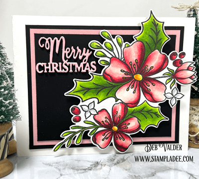 The New Christmas Rose with Deb Valder