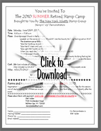 Click to Download the Retired Stamp Camp List